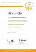 Stadtwerke Germersheim Auszeichnung
