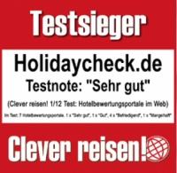 HolidayCheck Auszeichnung