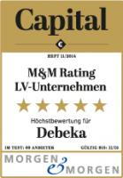 Debeka Auszeichnung