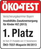 Versicherungskammer Bayern Auszeichnung