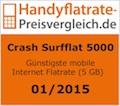crash-tarife.de Auszeichnung