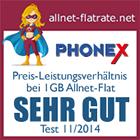 Phonex Auszeichnung