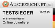 The Jeweller Auszeichnung