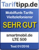smartmobil.de Auszeichnung