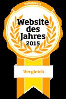 VERIVOX Auszeichnung