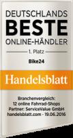 Bike24 Auszeichnung