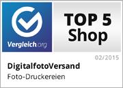 Digitalfotoversand.de Auszeichnung