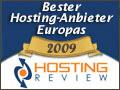 HostPapa Auszeichnung
