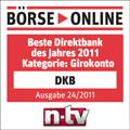 DKB AG Auszeichnung