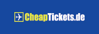 CheapTickets.de Logo