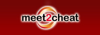 meet2cheat Logo