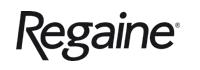 REGAINE Schaum Logo