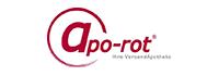 apo-rot Alternativen Logo