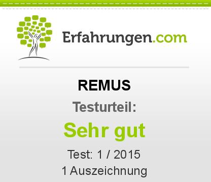 REMUS Testbericht