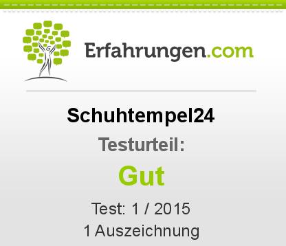 Schuhtempel24 Testbericht