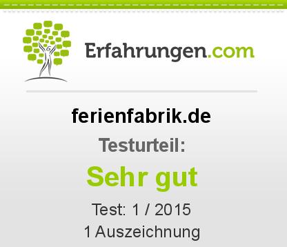 ferienfabrik.de Testbericht