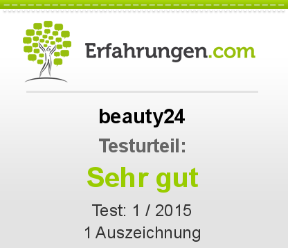beauty24 Testbericht