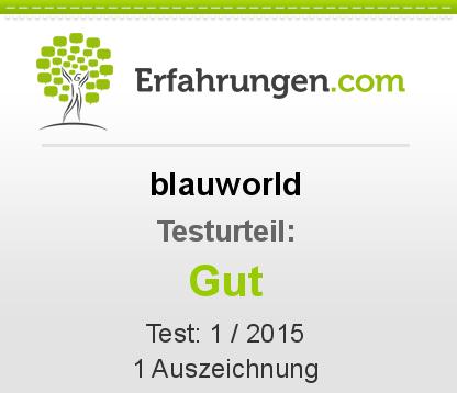 blauworld Testbericht