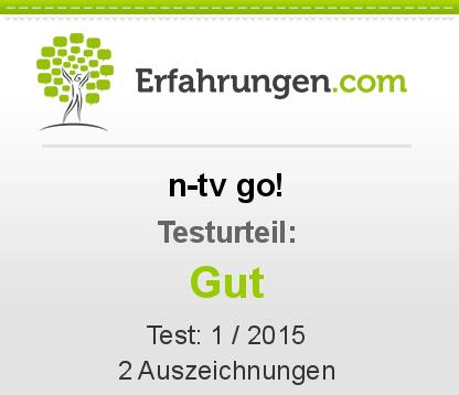 n-tv go! Testbericht
