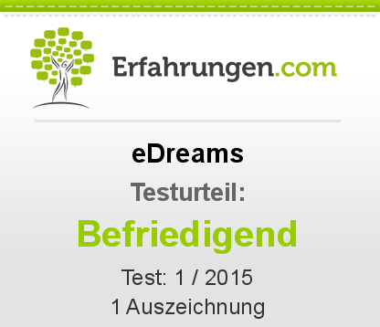 eDreams Testbericht