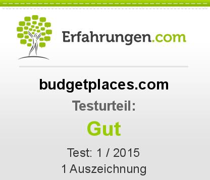 budgetplaces.com Testbericht