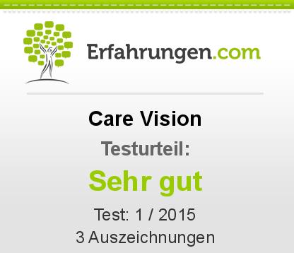 Care Vision Testbericht