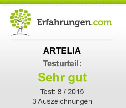 ARTELIA Testbericht
