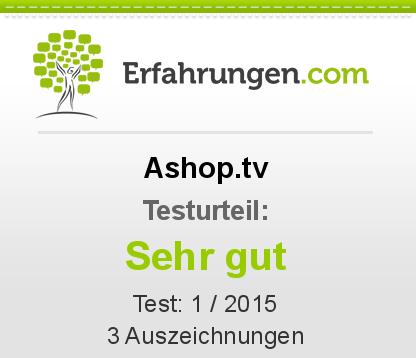 Ashop.tv Testbericht