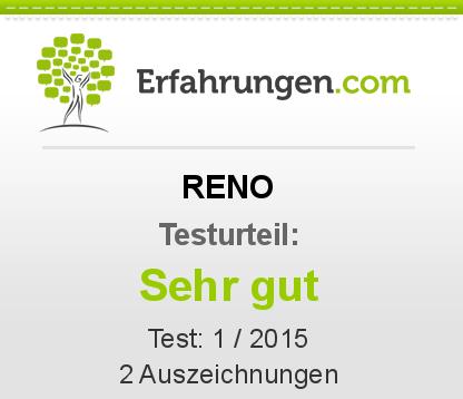 RENO Testbericht