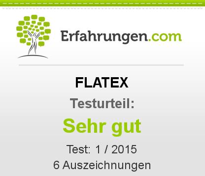 FLATEX Testbericht