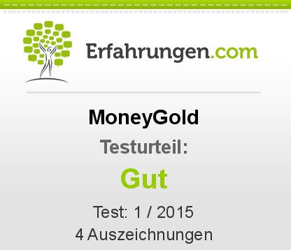 MoneyGold Testbericht