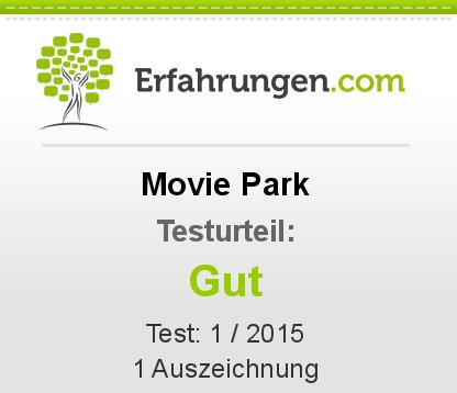 Movie Park Testbericht