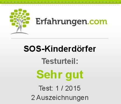 SOS-Kinderdörfer Testbericht