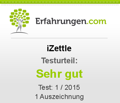 iZettle Testbericht