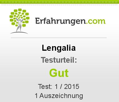 Lengalia Testbericht