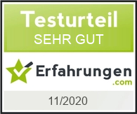 HALLHUBER Testbericht