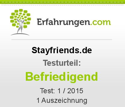 Stayfriends.de Testbericht