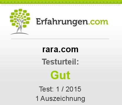 rara.com Testbericht