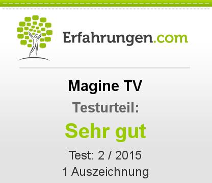 Magine TV Testbericht