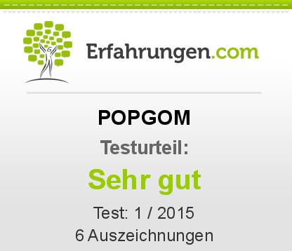 POPGOM Testbericht