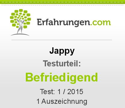 Jappy Testbericht