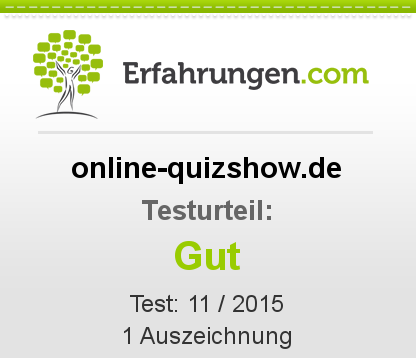 online quizshow