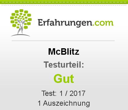 McBlitz Testbericht