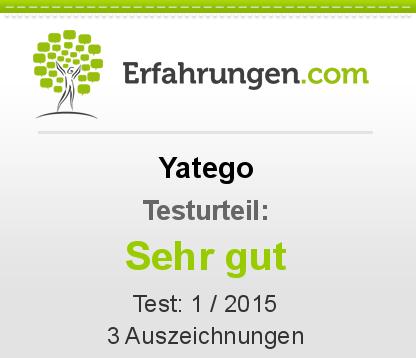 Yatego Testbericht