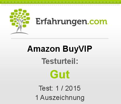 Amazon BuyVIP Testbericht