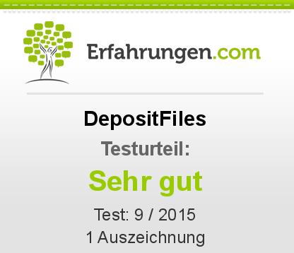 DepositFiles Testbericht