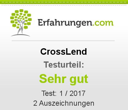 CrossLend Testbericht