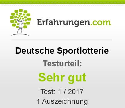 Deutsche Sportlotterie Testbericht