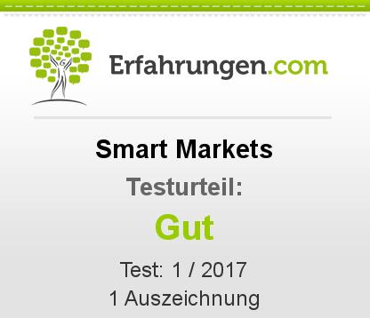 Smart Markets Testbericht