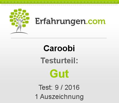 Caroobi Testbericht